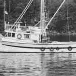 At Louscoone Inlet 1979