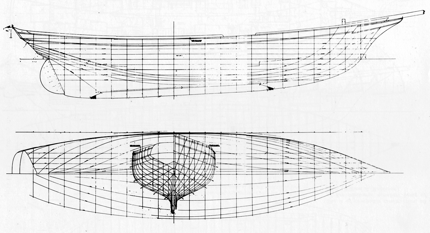 Art Line Yacht Design : Varua and starling burgess