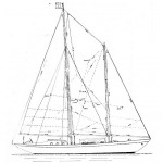 Lumberjack Sail Plan