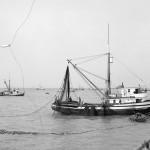 Seiner Pacific Surise purseing net 1946