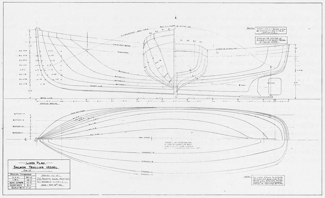 Frank Fredette troller design