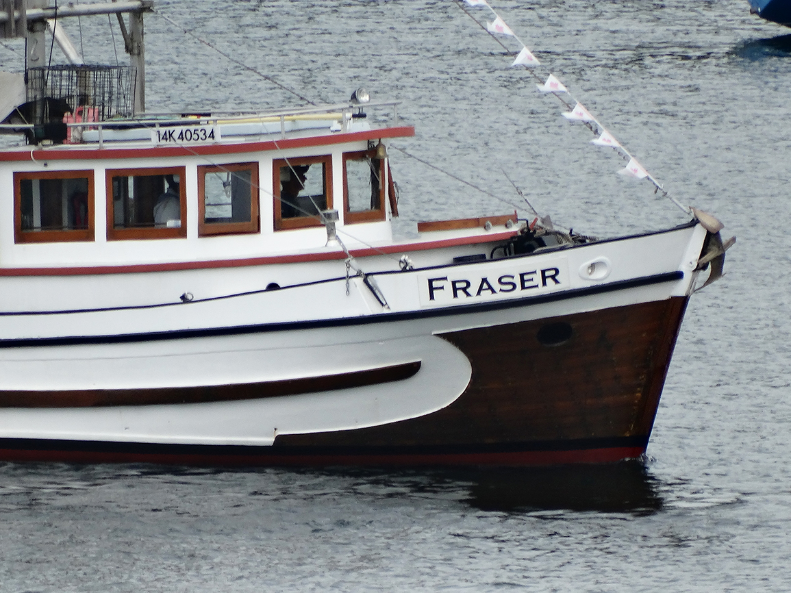 Bow of the Fraser