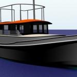 Aluminum tug cruiser2
