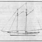 Sail Plan by Frank Fredette